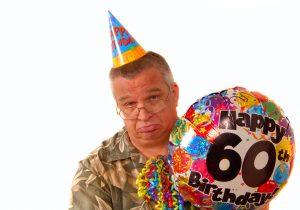 'Big' Birthday Caper