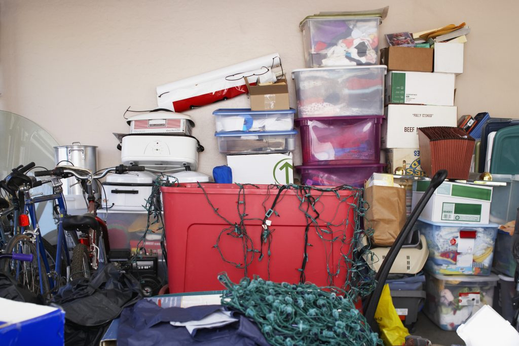 Old Mother Hoarder